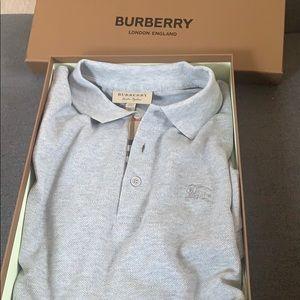 Authentic Burberry Polo